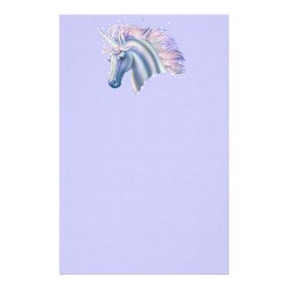 Unicorn Princess Stationery