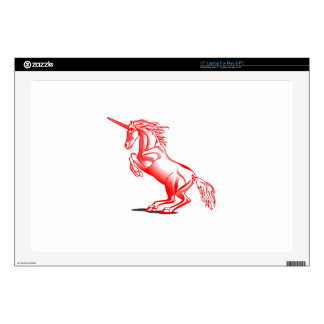 Unicorn Ragwork Decal For Laptop