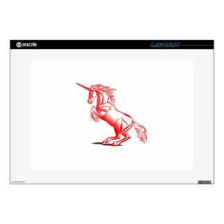 Unicorn Ragwork Laptop Skin