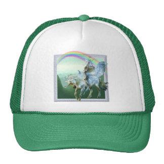 Unicorn Rainbow Hat