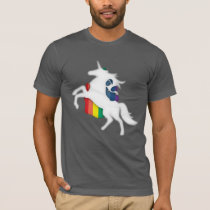 Unicorn & Rainbow T-Shirt