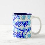 unicorn rampant mug
