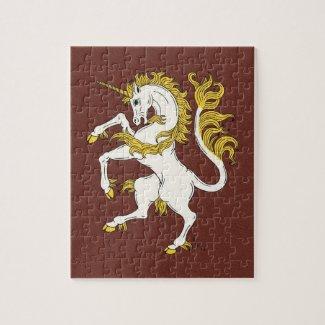 Unicorn Rampant Puzzle