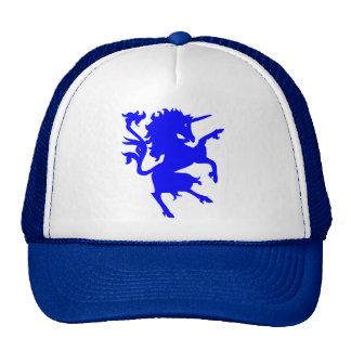Unicorn Rampant Trucker Hat