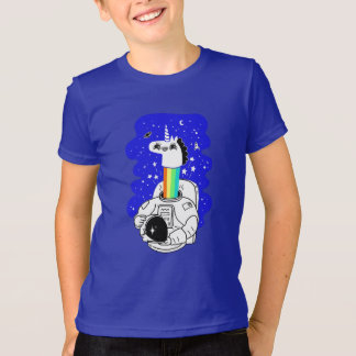 Unicorn ready to space T-Shirt