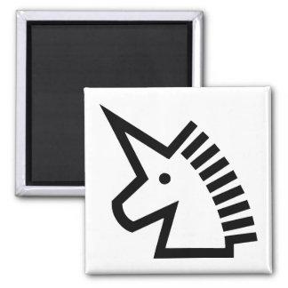 Unicorn Refrigerator Magnet