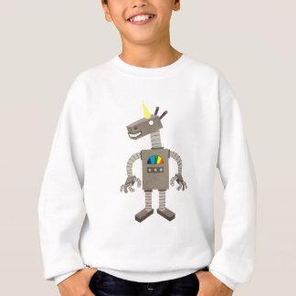 Unicorn Robot Sweatshirt