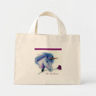 Unicorn & rose Bags