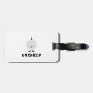 Unicorn Sheep Unisheep Z4txe Bag Tag