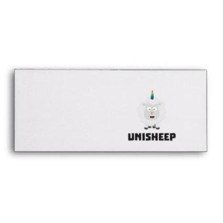 Unicorn Sheep Unisheep Z4txe Envelope