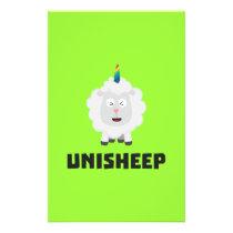 Unicorn Sheep Unisheep Z4txe Flyer