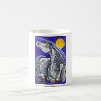 UNICORN SHOOTING STAR Moon Mug