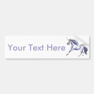 Unicorn Sighting Bumper Sticker