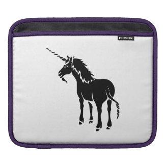 Unicorn Silhouette iPad Sleeves