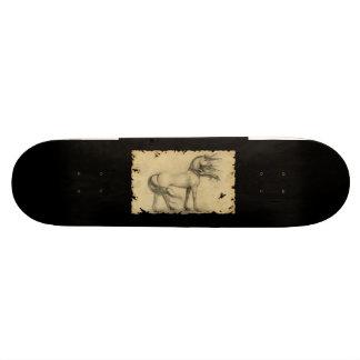 Unicorn Skateboard Deck