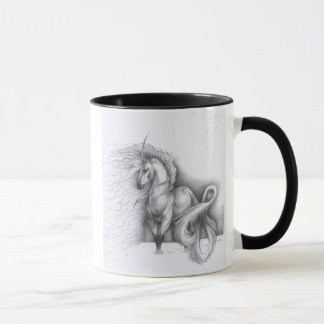 Unicorn Sketch Mug