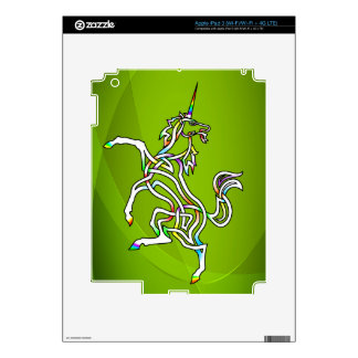 Unicorn Skin For iPad 3