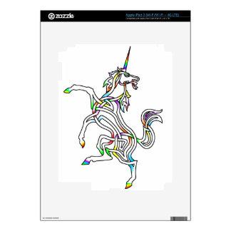 Unicorn iPad 3 Decal