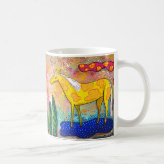 Unicorn + Sky Horse Coffee Mug