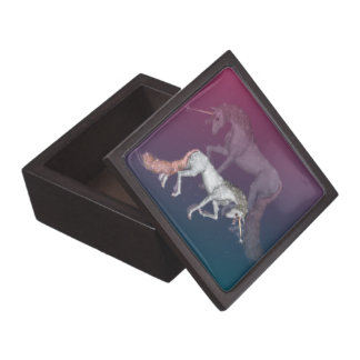 Unicorn Sparkles Jewelry Box