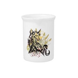 Unicorn Splashes Beverage Pitchers