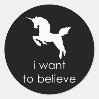 unicorn sticker