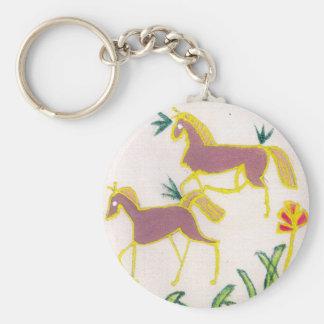 Unicorn  Sunshine Keychain