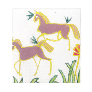 Unicorn  Sunshine Memo Notepads