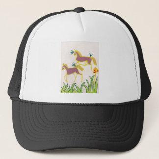 Unicorn  Sunshine Trucker Hat