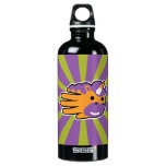 Hand shaped Unicorn Sweet Candy Horn Water Bottle