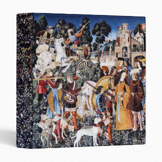 Unicorn Tapestry #6 binder 1in