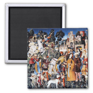 Unicorn Tapestry #6 magnet