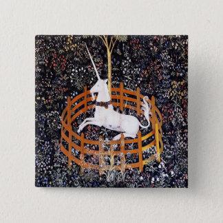 Unicorn Tapestry #7 button