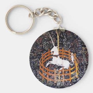 Unicorn Tapestry #7 keychain