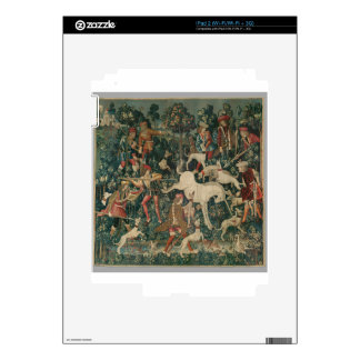 Unicorn Tapestry Decal For The iPad 2