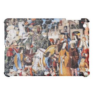 Unicorn Tapestry iPad case