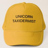 Unicorn Taxidermist
