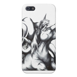 Unicorn the other, other white meat iPhone 5 covers