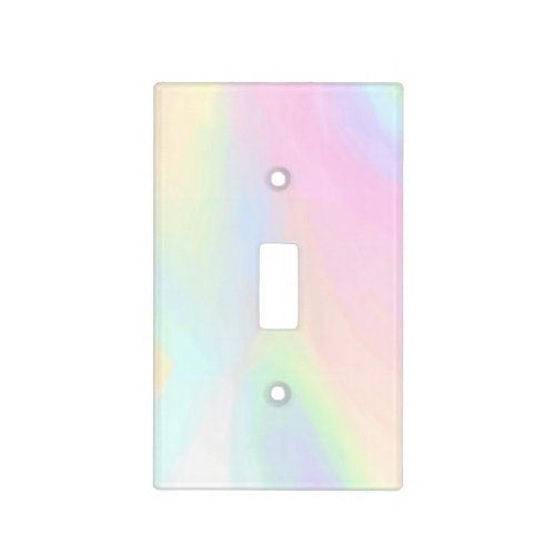 Unicorn Things 1 Light Switch Cover