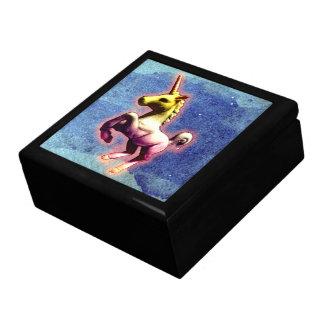 Unicorn Tile Keepsake Gift Box (Galaxy Shimmer)