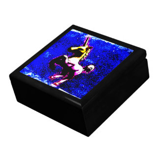 Unicorn Tile Keepsake Gift Box (Punk Cupcake)