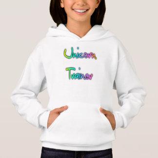 Unicorn Trainer Rainbow Hoodie