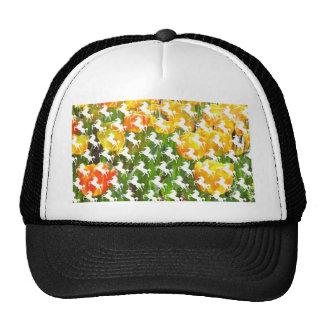 Unicorn Tulip Party Trucker Hat