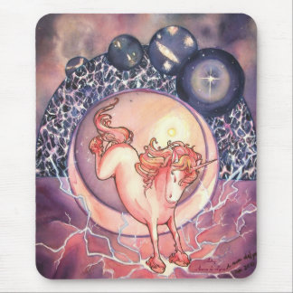 Unicorn, Universe Mouse Pad
