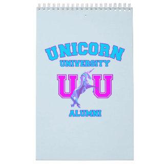 Unicorn University Calendar