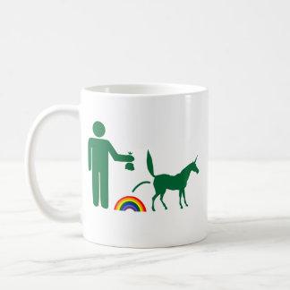 Unicorn Waste (Image Only) Coffee Mug