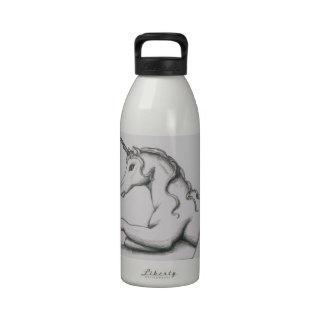 Unicorn Drinking Bottle