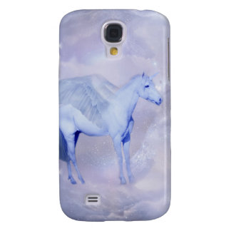 Unicorn with wings fantasy galaxy s4 covers