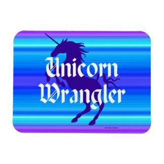"""""""Unicorn Wrangler"""" Photomagnet Flexible Magnets"""