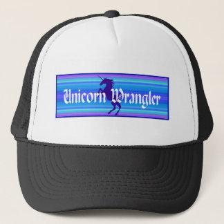 Unicorn Wrangler Trucker Hat